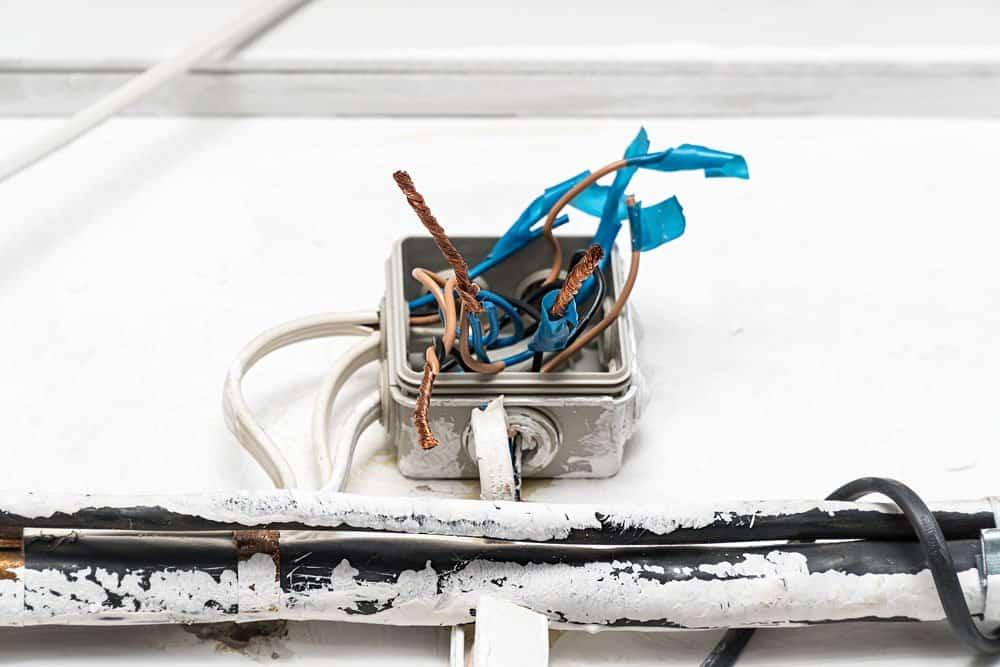 elektrische gevaren